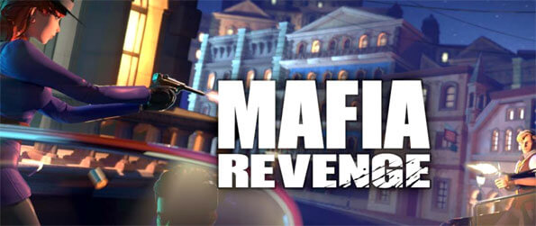 Mafia Revenge - Play in this online PvP action shoot'em up mafia video game with your friends or with others and become top dog.