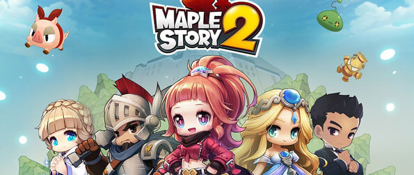MapleStory 2 - Set off on an epic adventure through the breathtaking voxel-based world of MapleStory 2!