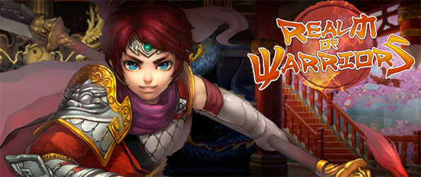 Realm of Warriors - Assemble a party of the strongest heroes to take on both the rebel forces and the corrupting influence of the Dragon Demon in this Chinese-themed browser MMORPG, Realm of Warriors!