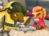 Kung Fu Pets epic pet battle
