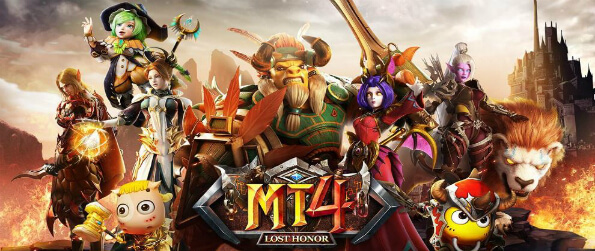 MT4-Lost Honor - Play MT-4 Lost Honor and dive into and explore the world of an epic fantasy MMORPG.