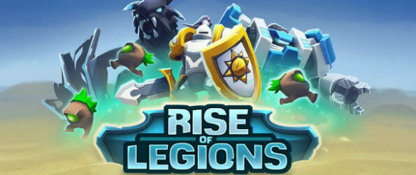 Rise of Legions - Make way for the rise of your Legions and tear down the enemies' stronghold!