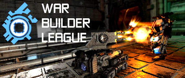 War Builder League  - A mobile armored unit multi-player gaming concept that may change the way we see and play  Tank combat games in the coming future.