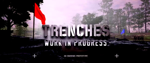 Trenches (Work In Progress) - High Octane MMOFPS in development with an immersive quality and a very strong potential to be a niche, indie hit.