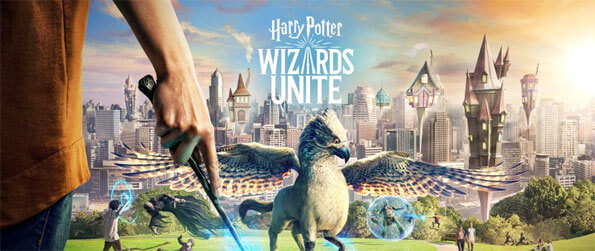 Harry Potter: Wizards Unite - Enjoy this truly immersive AR based Harry Potter game that'll have you glued to your screen for countless hours.