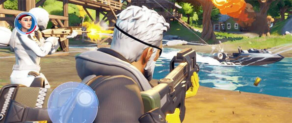 Cover Hunter - Play this epic FPS game and shoot down your opponents through your superior aim.