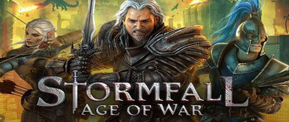 Stormfall: Age of War - Conquer enemies and wield huge armies in this stunning MMO Strategy Game.