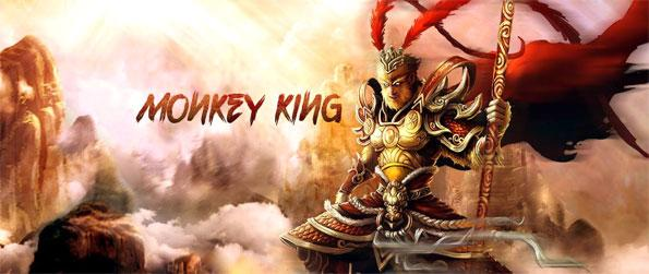 Monkey King Online - Become the monkey king or one of his strong allies and adventure in a demon filled world.
