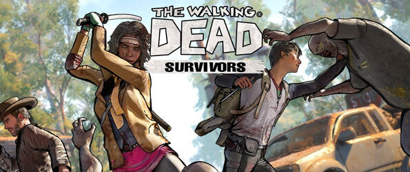 The Walking Dead: Survivors - Gather supplies and outrun the zombies to guarantee your survival in this captivating survival game that'll keep you glued to the screen.