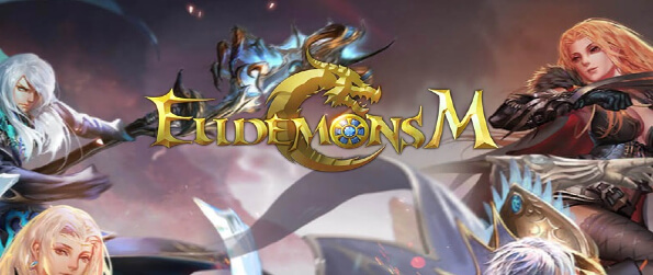 Eudemons M - Dive into the epic fantasy world of Eudemons M and create your character from various classes to start your adventure.