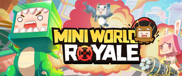 Mini World Royale - Enjoy this thrilling battle royale experience that doesn't cease to impress.