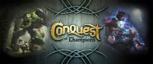 Conquest of Champions - Enjoy a stunning new CCG with a huge range of cards and tactics for you to employ.