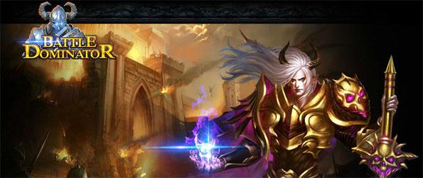 Dominator Battle - Enjoy a new strategy rpg with some amazing new elements and brilliant gameplay..