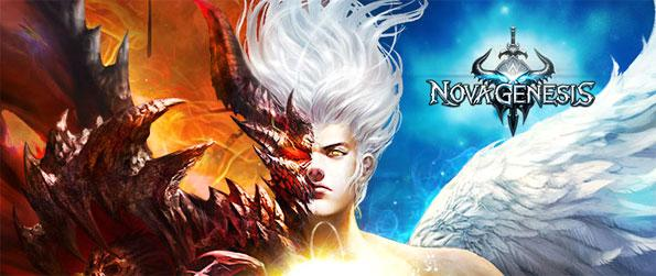 Nova Genesis - Enjoy a brilliant new strategic MMORPG and save a world on the brink of disaster.
