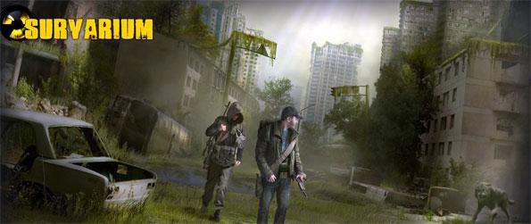 Survarium - The world as we know it is finished, and those few survivors must band together, and show strength to survive whats left