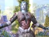 Create your character in Aion