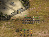 Attacking an Enemy Base in Army Wars