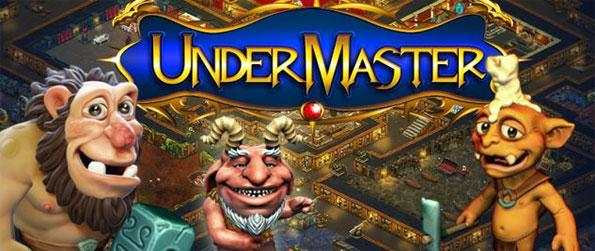 Undermaster - Immerse yourself in this incredibly unique strategy game that is unlike no other.