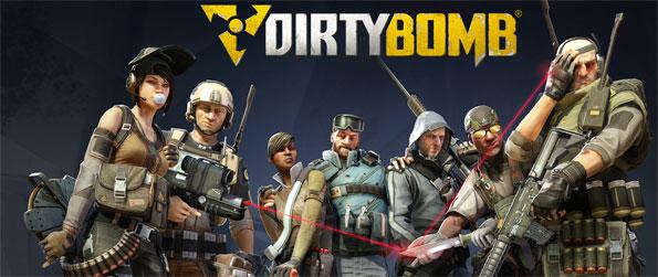 Dirty Bomb - Play as a hardcore merc in the highly contaminated areas of post-apocalyptic downtown London.
