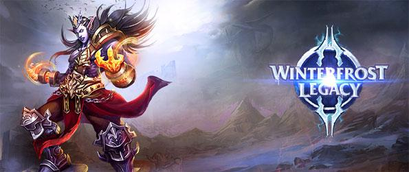 Winterfrost Legacy - Battle fierce monsters in this epic MMORPG full of thrill and intensity.