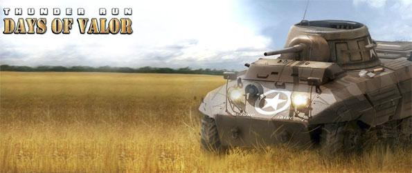 Days of Valor - Build the most fearsome army across all the land to dominate anyone who dares to wage war with you.