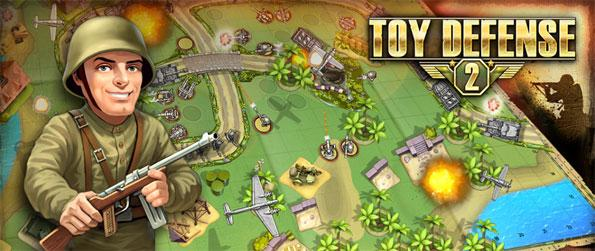Toy Defense  - Help your toy soldiers defend their base from invading toys in Tower Defense 2!