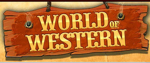 World of Western - Become the best sheriff in the Western frontier by defending your own against the bandits.