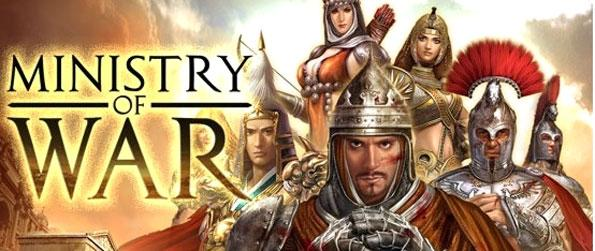 Ministry of War - Fight for the glory of your civilization and your empire in Ministry of War!