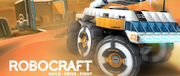 Robocraft - Build your very own super robot and battle enemies in this phenomenal game that's sure to get anyone hooked on it.