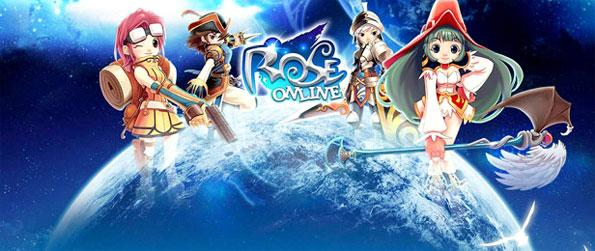 ROSE Online - Play this fantastic MMORPG that's sure to have you coming back for more every single day.