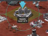 Battlefront Mars: War of Clans Player Outpost