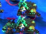 Duelyst trying to demolish the enemy