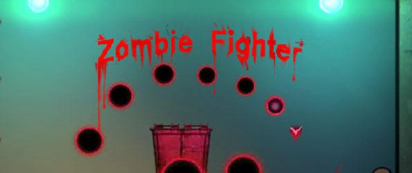 Zombie Fighter - Survive hordes upon hordes of zombies to fend off in this first person shooter on rails game.