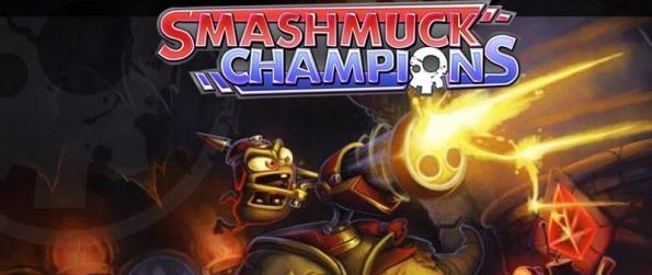 Smashmuck Champions - Join A New & Colorful Online Battle Arena Game!