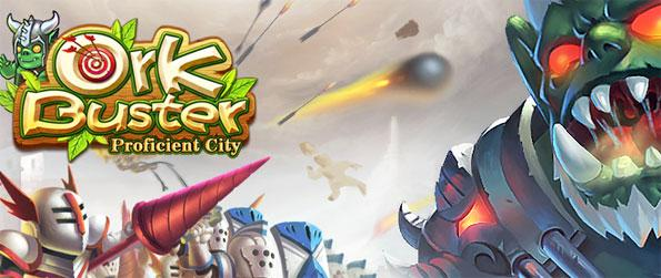 Ork Buster - Defend the Forbidden Lands from the invasion of the Orks in this thrilling tower defense-MMO game, Ork Buster!