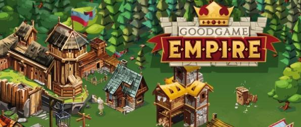 Goodgame Empire - Build Your Own Empire & Prove Your Strength!