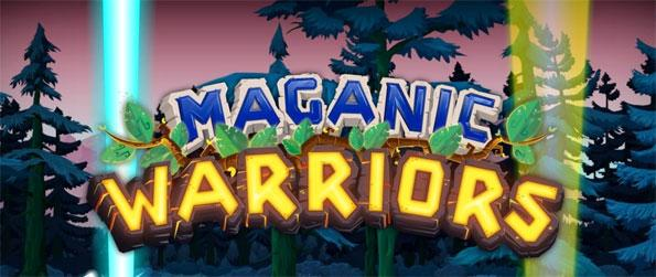 Maganic Warriors - Play this fun and addictive CCG that'll test how skilled and strategic you are.