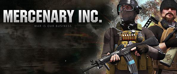 Mercenary Inc - Mercenary Inc, a Facebook-based MMORPG that lets you take control over your very own private mercenary group.
