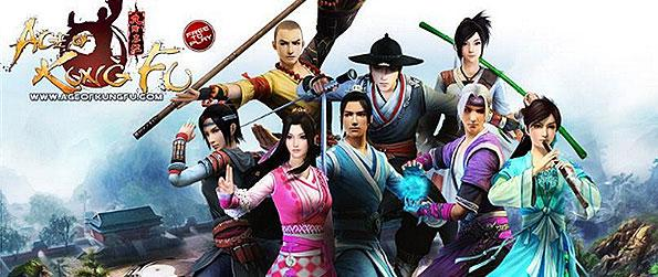 Age of Kung Fu - Enter the golden age of martial arts and explore the inner fighter in you in this massive online game.