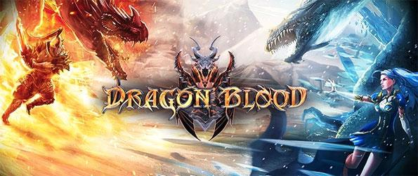 Dragon Blood - Play this epic MMORPG right in the comfort of your own browser.
