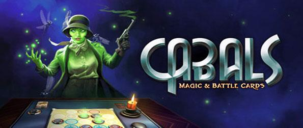 Cabals: Magic & Battle Cards - Immerse yourself in this high quality card game that's been built to impress.