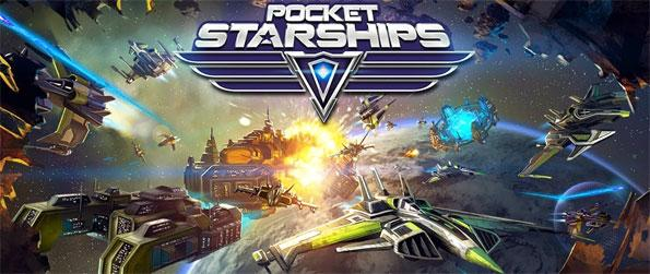 Pocket Starships - Fight pirates, mine resources and complete quests as you explore the unknown universe in this amazing MMO game, Pocket Starships!