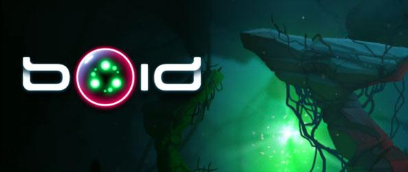 Boid - Take over all of your enemies' bases to win.