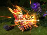 Unleashing Special Skill in Battle of Gods