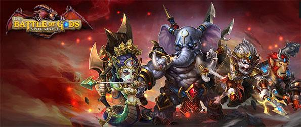 Battle of Gods - Play as a God and battle other monsters in Battle of Gods.