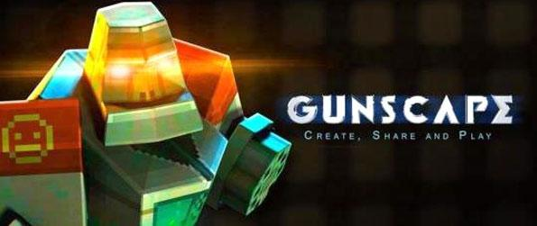 Gunscape - An ideal FPS game level development construction set combined with a classic build engine FPS game play with nostalgic environments.