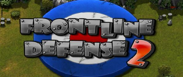 Frontline Defense 2 - Strategize and position your army to stop and destroy waves of enemies coming your way in Frontline Defense 2!
