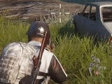 PUBG Mobile looking for vehicles