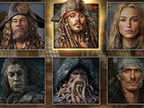 Pirates of the Caribbean: Tides of War pirates