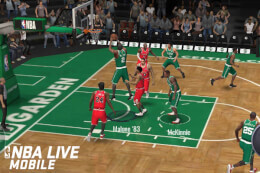 NBA Live Mobile Basketball thumb